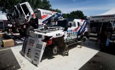 Comienza una nueva edición del rally Dakar
