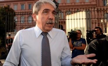 Aníbal se despegó de Mallo y lo vinculó a Julián Domínguez