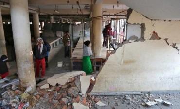 10 muertos y 160 heridos en un terremoto en la India