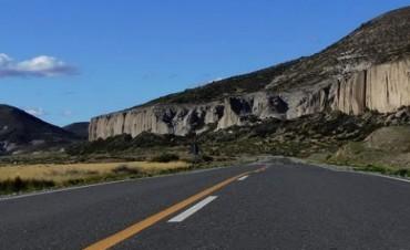 Transitar con precaución por Ruta Nacional Nº 40