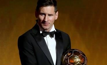 ¡Grande Pulga! Lionel Messi ganó su quinto Balón de Oro