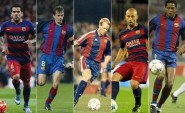 Mascherano sigue haciendo historia en el Barça
