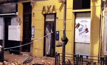 Un fuerte terremoto de 6,3 grados de magnitud sacudió el sur de España
