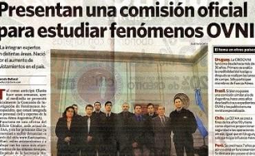 Cristina Kirchner usó fondos públicos sin declarar para buscar OVNIS