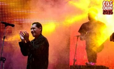 Cosquín: el acordeón de Barboza y Los Nocheros marcaron la séptima noche