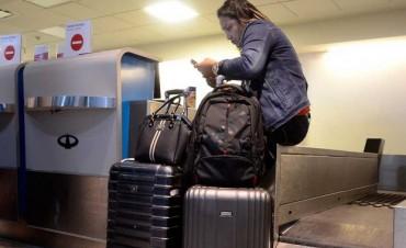 Paro de Latam en Aeroparque: no llegan ni salen vuelos