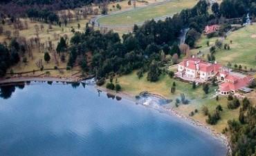 Lago Escondido y el desafío de una legisladora al Presidente