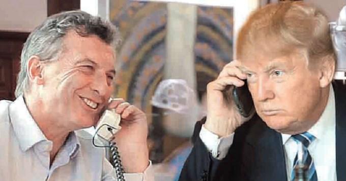 Donald Trump: el presidente que Macri no votó