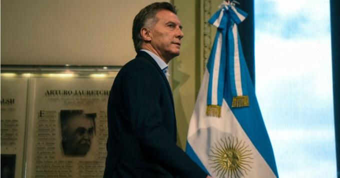 Macri respaldó a Arribas, acusado por