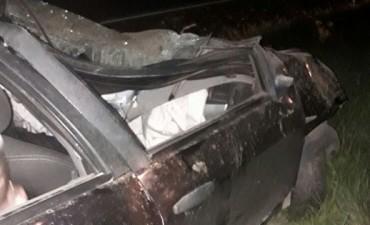 Tremendo Accidente en Capayan