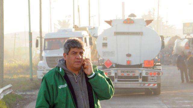 Camioneros se movilizará el jueves 22 de febrero