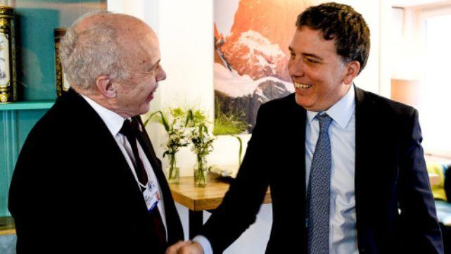 Davos, el plato fuerte de la gira
