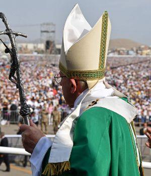 Francisco se despidió ante un millón de personas con fuertes mensajes