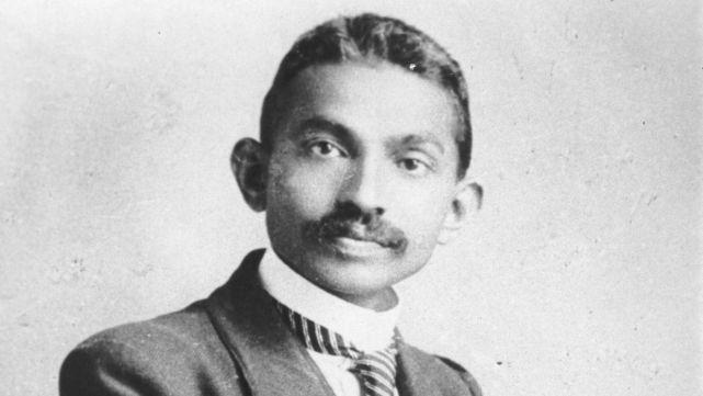 Gandhi, el pacifista que cambió la historia de la India