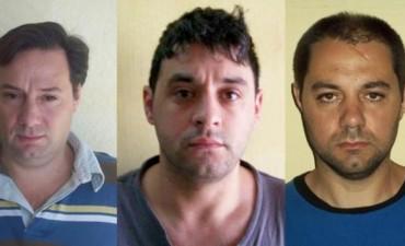 Los tres famosos presos tenían una sentencia de muerte dentro de la cárcel