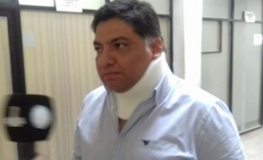 El médico de la policía Augusto Martínez Salas negó los delitos contra Bayón