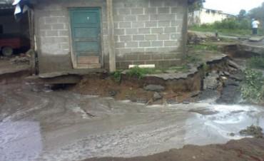 Reclamos por falta de Obras en Santa Rosa,a dos años de las inundaciones