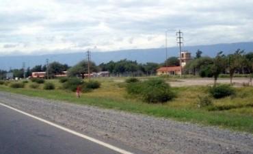 Una persona herida en Choque múltiple en la Ruta Nacional Nº 38