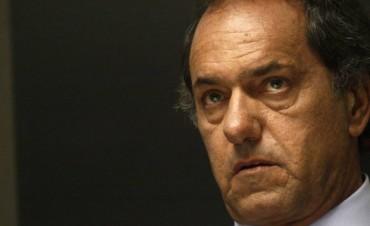 Scioli, muy complicado: Vidal avanza con los casos de corrupción en la Provincia