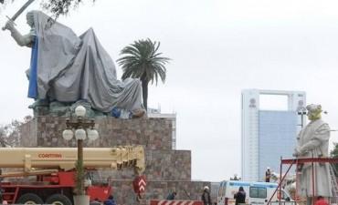 El gobierno de Cristina dejó deuda de $47 millones por traslados de Juana Azurduy y Cristóbal Colón
