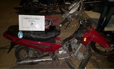 Reporte Oficial de la Policía de Catamarca Domingo 5 de Febrero