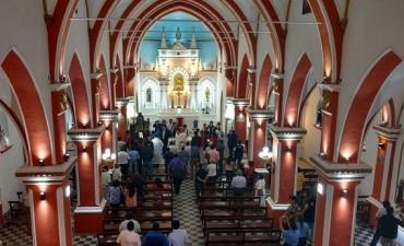 Fue Rehabilitado el  Templo de San Juan Bautista en Tinogasta