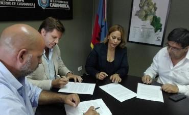 Evalúan la instalación de un polo industrial de Litio en Fiambalá