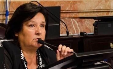 La senadora por Catamarca, Ines Blas solicitó la preservación  arancelaria de la importación de Aceite de Oliva