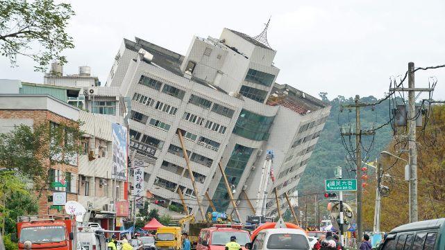 Cuatro muertos y 225 heridos por terremoto en Taiwán