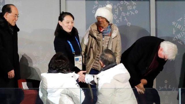 Las dos Coreas se unieron y lanzaron un histórico mensaje de paz