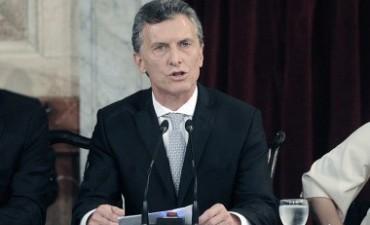 Cómo será el discurso de Macri en la apertura de sesiones ordinarias