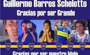 Se terminó la espera: Guillermo Barros Schelotto es el nuevo técnico de Boca