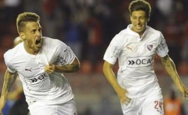 Independiente no se lució pero goleó a Colón de Santa Fe en Avellaneda