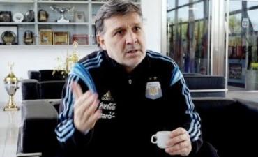Martino confirmó la lista para eliminatorias con Pinola, Musacchio, Rulli y sin Tevez