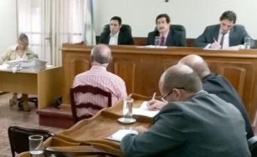 José Luís Bernal declarò ante la Cámara Penal Nº2.