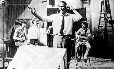 Muere George Martin, el productor que convirtió a los Beatles en un fenómeno global