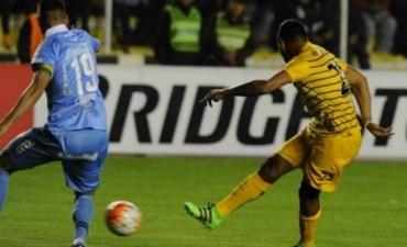 Boca rescató un empate ante Bolívar en la última jugada