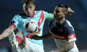 Arsenal dio el batacazo y derrotó a San Lorenzo en el Nuevo Gasómetro