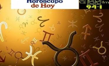 HOROSCOPO PARA EL JUEVES 24 DE MARZO DE 2016
