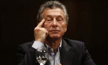 El verdadero falso del discurso de Macri