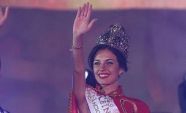 La Reina de la Vendimia 2017 es Victoria Colovatti, de Maipú