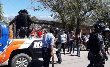 Intentaron  un arrebato y fueron detenidos