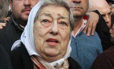 """Hebe de Bonafini enfurecida con Larreta, amenazó con """"volar la Casa de Gobierno"""""""