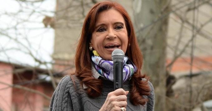 Cristina, a juicio por la causa dólar futuro