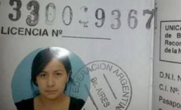 """La Pepé"" Rasjido primera catamarqueña boxeadora profesional"