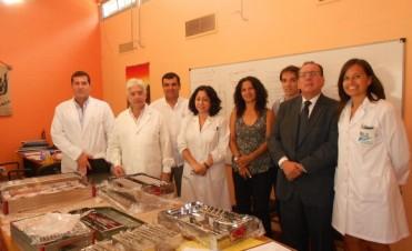 El  San Juan con banco de prótesis traumatológicas