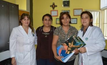 3400 alumnos de toda la provincia reciben gratis su certificado de salud