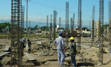 Avanza la construcción del nuevo edificio de la escuela para Ciegos y Disminuidos Visuales