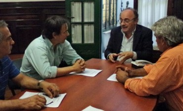 Fuerte Movimiento político de  Pedro Calliero