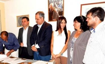 Fortalecerán acciones de promoción social en el barrio Eva Perón